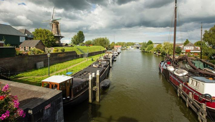 Historische haven Gorinchem